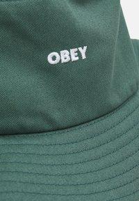 Obey Clothing - BOLD BUCKET HAT UNISEX - Chapeau - leaf - 2