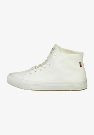 High-top trainers - regular white