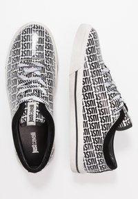 Just Cavalli - Sneakersy niskie - black - 1