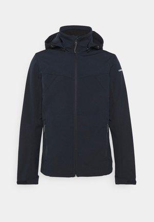 BRIMFIELD - Soft shell jacket - dark blue