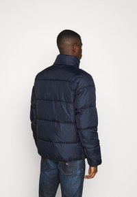 Tommy Jeans - COLORBLOCK PADDED JACKET - Winter jacket - twilight navy - 3