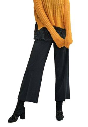 Trousers - schwarz (15)