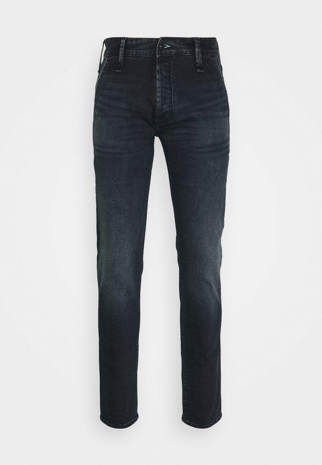 YORK - Slim fit jeans - blue