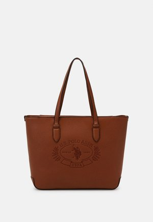 HAILEY BAG - Bolso de mano - tan