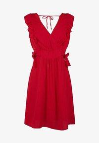 NAF NAF - Robe de soirée - red - 0