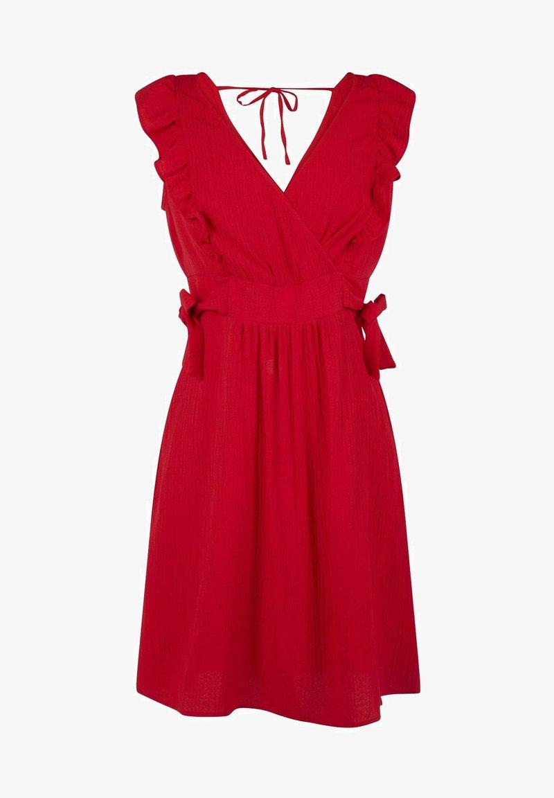 NAF NAF - Robe de soirée - red
