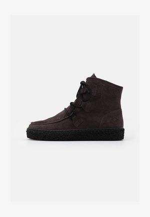 Ankle boots - dark grey