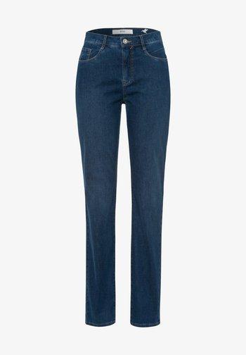 STYLE CAROLA - Slim fit jeans - used regular blue