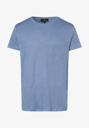Basic T-shirt - hellblau
