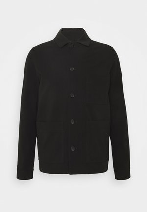 WORKER JACKET - Tunn jacka - black