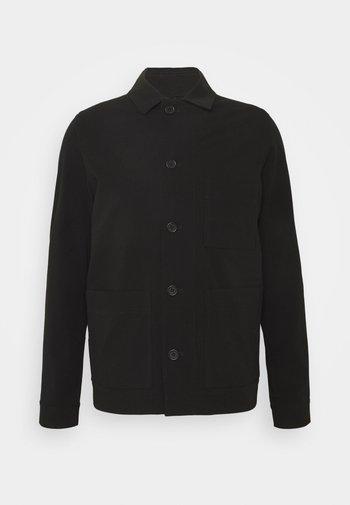 WORKER JACKET - Summer jacket - black