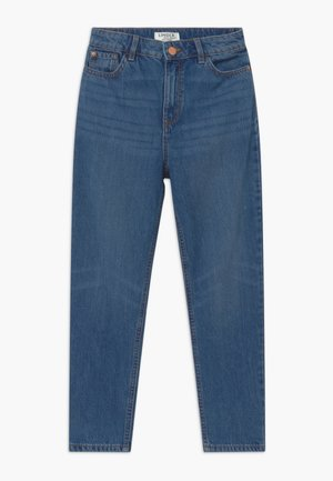 MOM MADISON - Jean boyfriend - dark denim