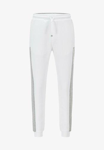 HADIKO  - Pantalon de survêtement - white