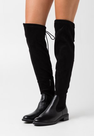 BOOTS  - Over-the-knee boots - black