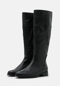 Gabor Comfort - Vysoká obuv - schwarz - 2