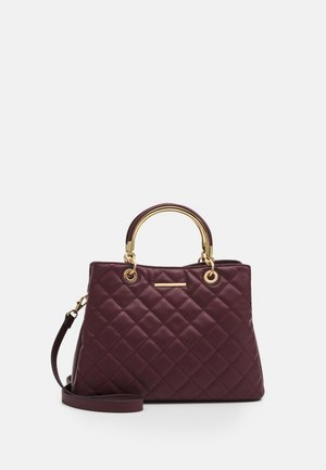 UNAOVIA - Handbag - bordo