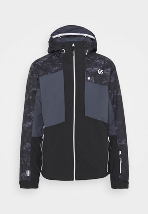TESTAMENT JACKET - Skijacke - black