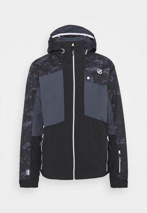 TESTAMENT JACKET - Ski jacket - black