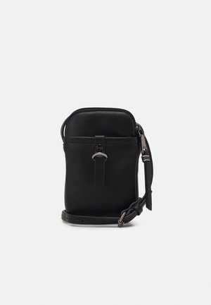 LIZ PHONEBAG - Across body bag - black