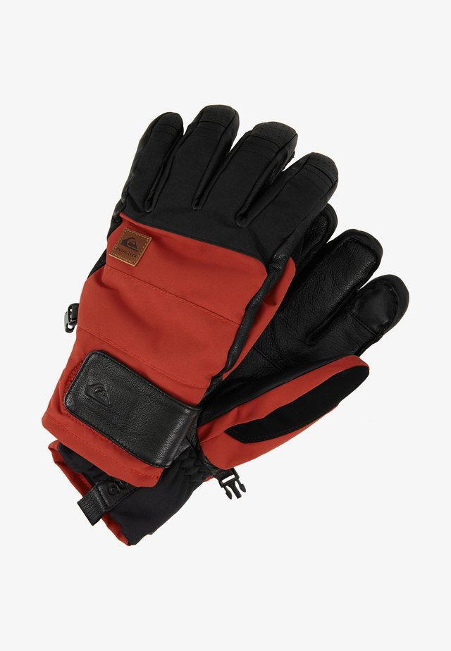 SQUAD GLOVE - Sormikkaat - barn red