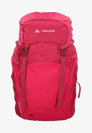 SKOMER TOUR 36+ - Hiking rucksack - crimson red