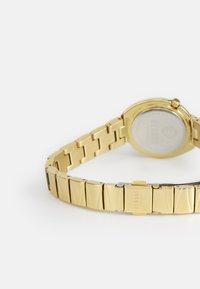 Versus Versace - TORTONA - Watch - gold-coloured/black - 1