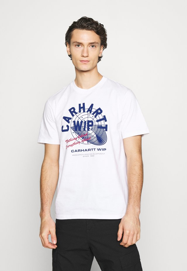 REMIX T-SHIRT - T-shirt con stampa - white