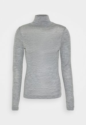 FANGIW ROLLNECK - Sweter - light grey melange