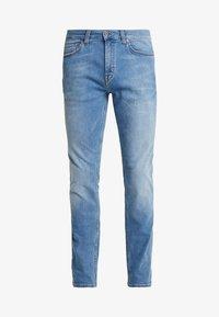 VEGAS - Straight leg jeans - denim blue