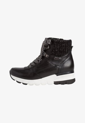 Winter boots - black nappa