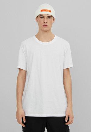 REGULAR FIT  - Basic T-shirt - white