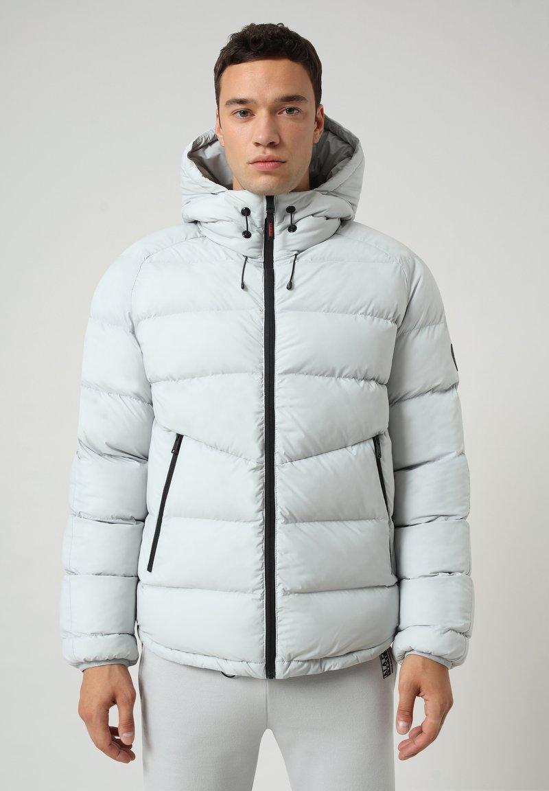 Napapijri - A-LOYLY - Winter jacket - grey harbor
