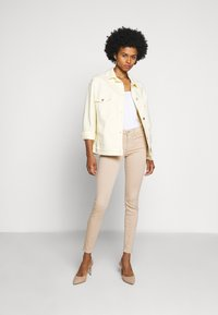 7 for all mankind - COLSLIILL - Trousers - beige - 1
