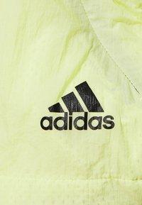 adidas Performance - Treningsjakke - yellow - 2