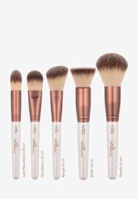 Luvia Cosmetics - BRUSH SET - Zestaw pędzli do makijażu - prime vegan - 1