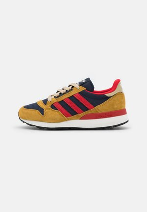 ZX 500 UNISEX - Sneaker low - mesa/scarlet/legend ink