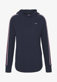 Hollister Co. - TAPED HOODS  - Hoodie - navy - 3