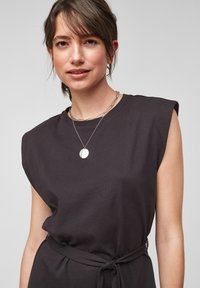 QS by s.Oliver - Jersey dress - black - 4