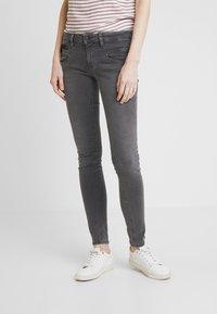 Freeman T. Porter - ALEXA - Slim fit jeans - grey denim - 0