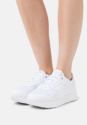 R78 VOYAGE - Trainers - white/gray violet