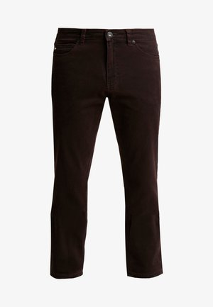 RANGER POCKET - Pantaloni - dark red