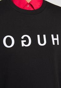 HUGO - Sweatshirt - black - 7