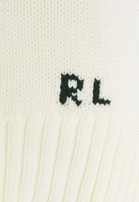 Polo Ralph Lauren - BLEND - Jumper - cream/multi - 2
