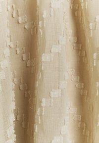 Bruuns Bazaar - BORAGE SERINE DRESS - Day dress - sandstorm - 2