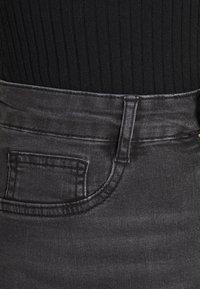 Gina Tricot - Jeans Skinny Fit - dark grey - 5