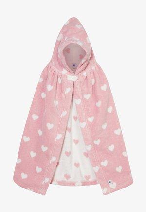 CAPE DE BAINCHA MATU - Dressing gown - charme/marshmallow