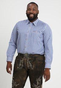 Stockerpoint - RUFUS BIG NEW - Shirt - dunkelblau - 0