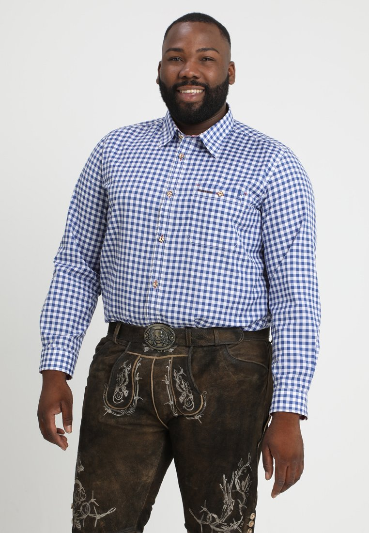 Stockerpoint - RUFUS BIG NEW - Shirt - dunkelblau