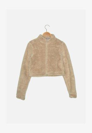 Fleece jacket - grey