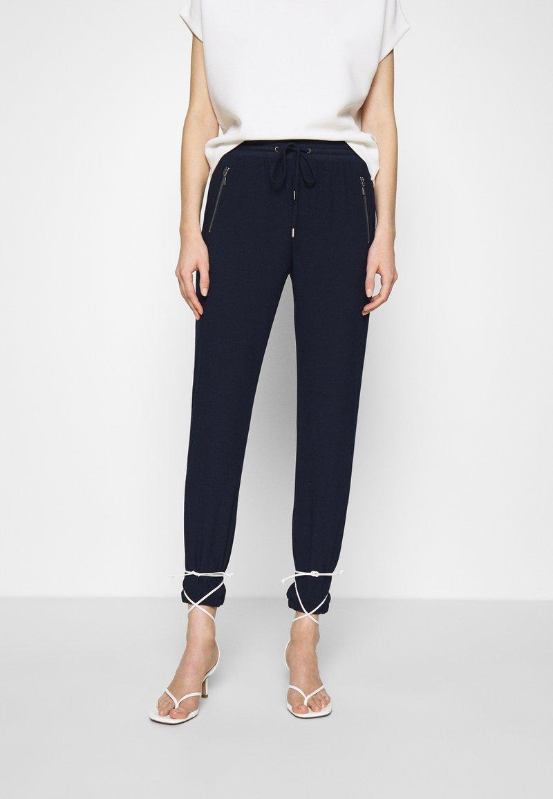 Esprit - Pantalon de survêtement - navy